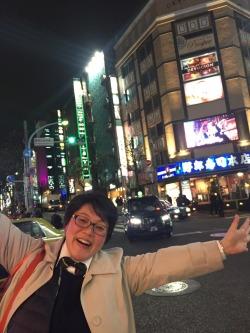 うに姫は新宿歌舞伎町に来てます