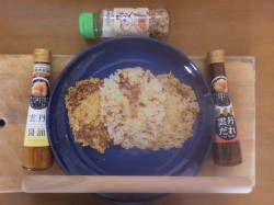 米煎餅(雲丹醤油雲丹だれふくふりかけ)
