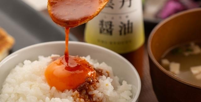 雲丹醤油(下関の雲丹屋と醤油屋が共同開発した逸品) 卵かけご飯には ...